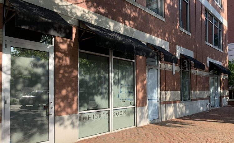 Sources confirmed to us today that the long-delayed new seafood restaurant 'Whiskey & Oyster' from owner 'Mango' Mike Anderson and the Homegrown Restaurant Group will be finally open in the Carlyle neighborhood of Alexandria,  Virginia next week.