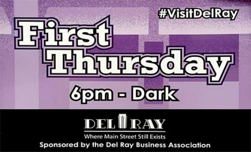 """Del Ray, one of the most dog-friendly neighborhoods in the region, highlights """"Dog Days in Del Ray"""" during its May First Thursday - May 9."""