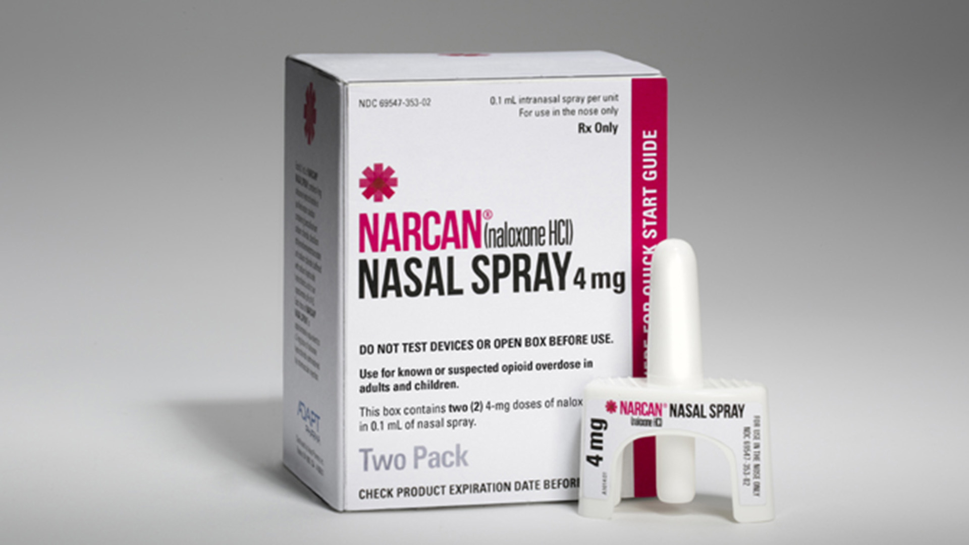 As part of the Alexandria Police Department's commitment to address the opioid crisis in our community, sworn staff have completed training on the use of Naloxone (Narcan) and each patrol officer will carry it on duty in Alexandria, Virginia.
