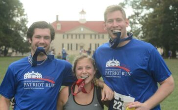 Race through history during the George Washington Patriot Run - the Washington, D.C. area's most unique 10K/5K! Race through history at Mount Vernon.