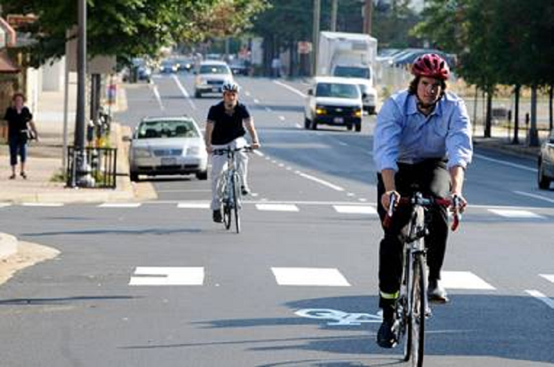 A record-breaking 20,000 people are expected to participate in this year's Bike to Work Day on Friday, May 17, hosted by Commuter Connections and the Washington Area Bicyclist Association.