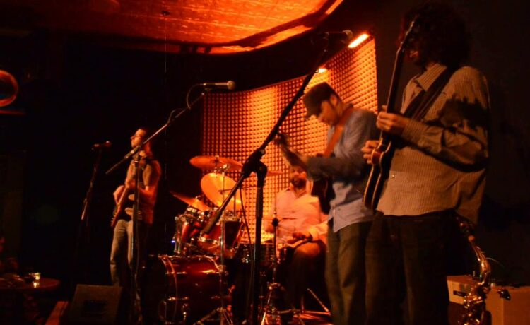 On this Music Saturday, we feature Baltimore-based Driven to Clarity. The band is performing at various venues around Old Town Alexandria, VA this month.