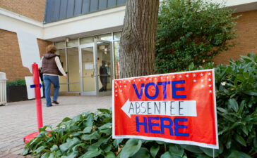 Voter Registration Deadline in Alexandria May 20