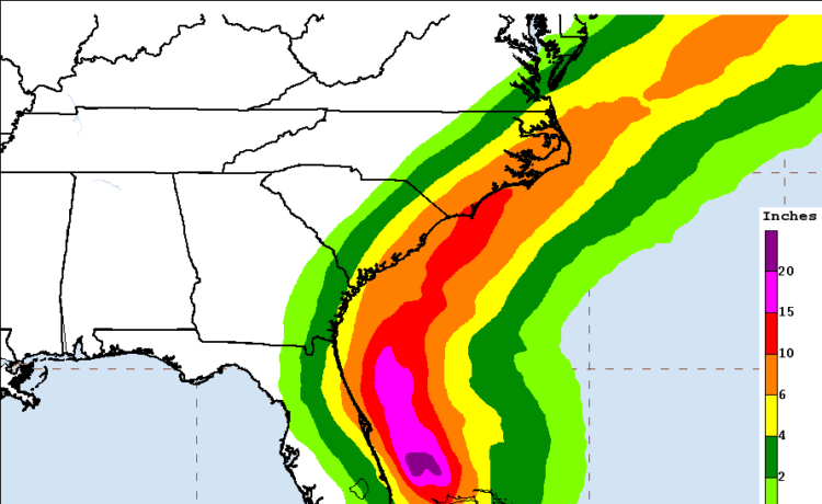 Governor Ralph Northam today declared a state of emergency in advance of Hurricane Dorian's effects on southeastern Virginia, anticipated to begin Thursday.