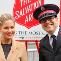 Candace Cameron Bure Named 2019 Salvation Army Celebrity Ambassador