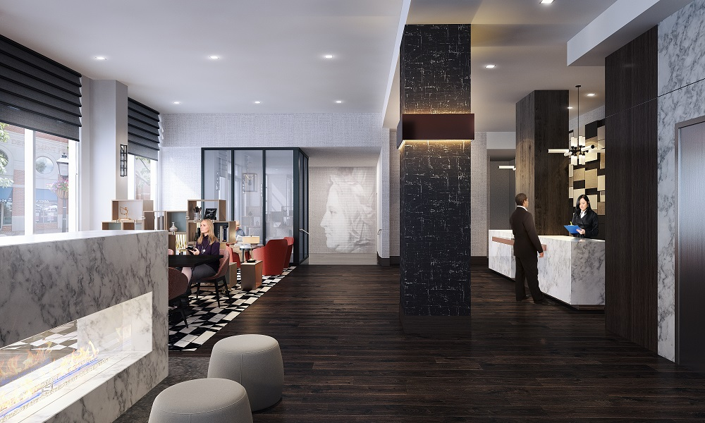 Hyatt Hotels Corporation announced the opening of Hyatt Centric Old Town Alexandria. Centrally located in the heart of Old Town Alexandria, Virginia in the Upper King Street neighborhood.