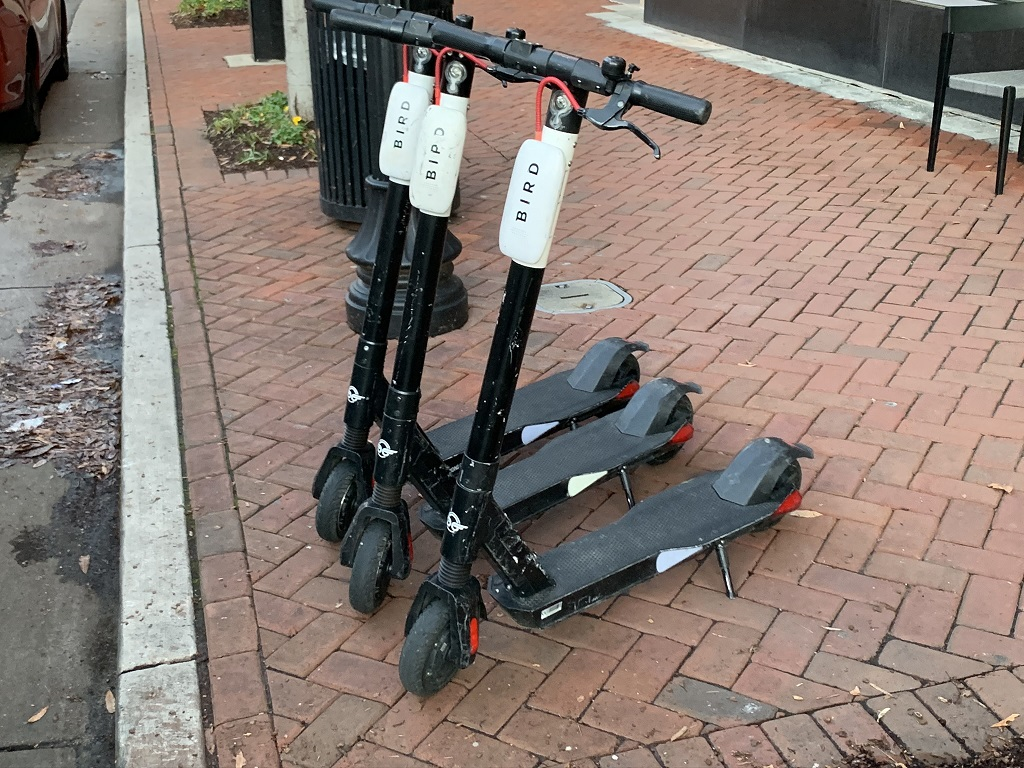 Do you like/dislike the scooters in Alexandria, Virginia? Then, the City of Alexandria, Virginia wants YOU to apply for the Ad Hoc Scooter Task Force.