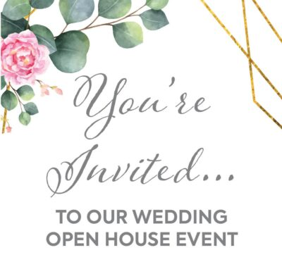 Join Carlyle House Historic Park for their Wedding Open House; a free look at the site and services our recommended vendors they provide for brides & guests