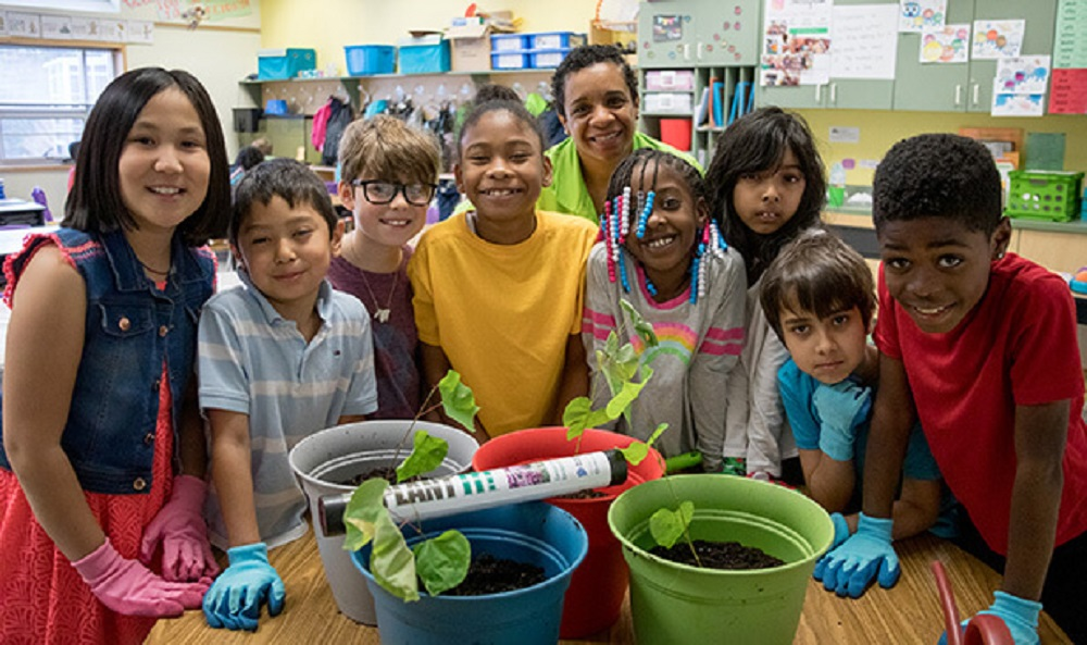 Students in states served by Dominion Energy will receive free tree seedlings through Project Plant It!, the environmental education program. Details...