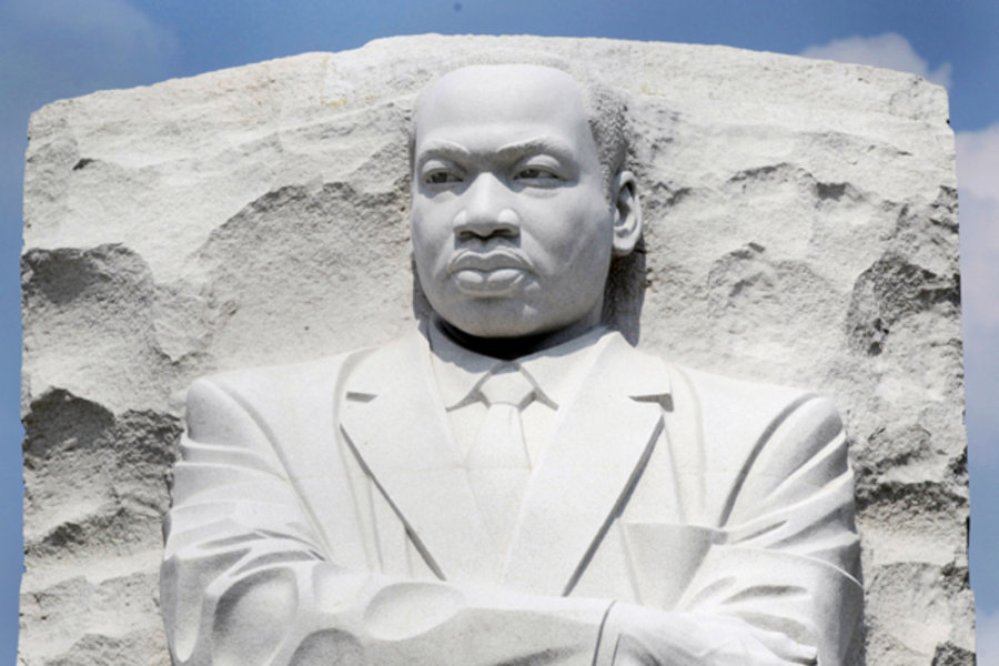 The City of Alexandria will honor the life and legacy of Dr. Martin Luther King Jr. in a community program on Wednesday, January 15, at 7:30 p.m., at Beth El Hebrew Congregation.