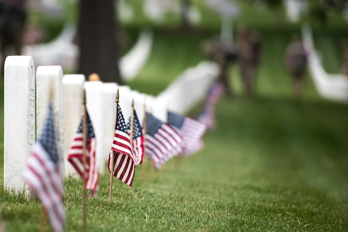 Some Memorial Day fasts facts...