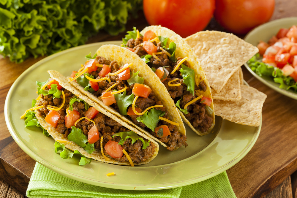 With Virginia restaurants closed for dine-in and open for take out/delivery due to the coronavirus pandemic, Yelp says we Virginians LOVE having tacos delivered.