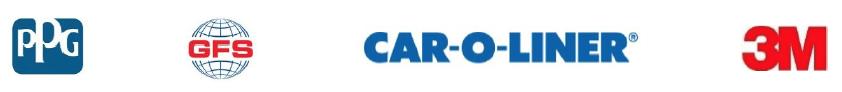 Auto Body Tech Partner Logos