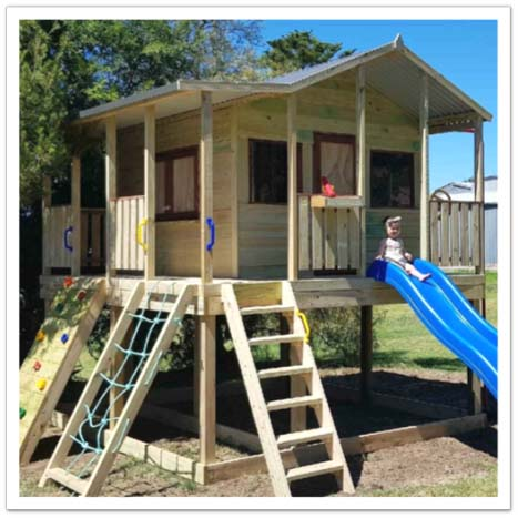 Cubbies Forts - Balmoral