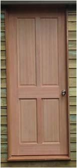 Solid House Door