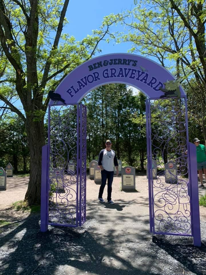 Ben & Jerry's Graveyard