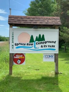 Spruce Row Campground