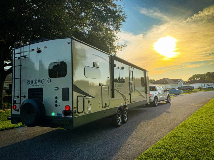 Rockwood Travel Lite