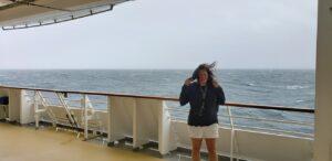 Windy last day
