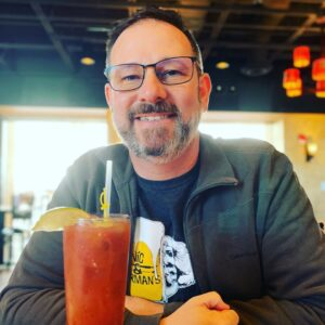 Keith Bloody Mary