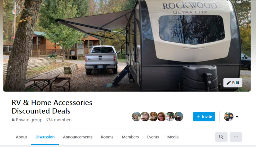 RV & Home Accessories - Discounted Deals
