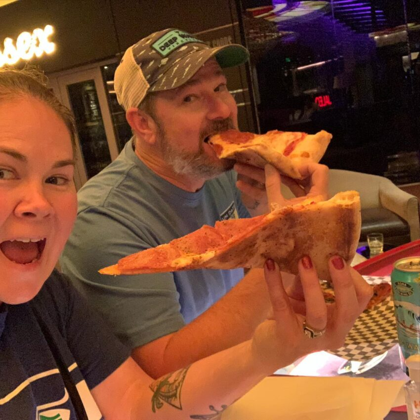 Secret Pizza - Las Vegas