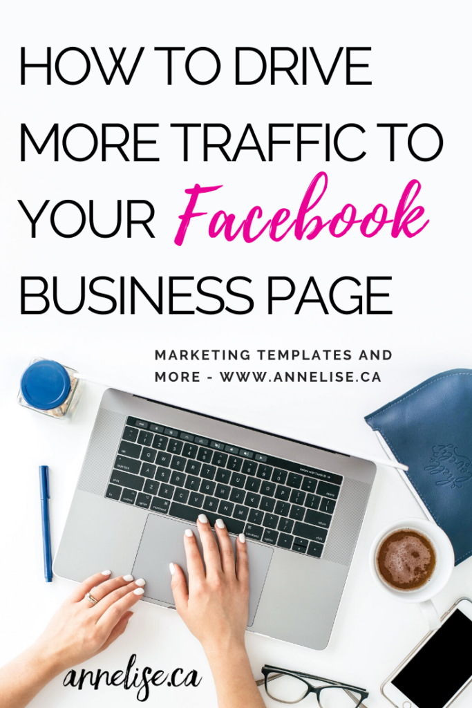 how to drive more organic traffic to your facebook business page