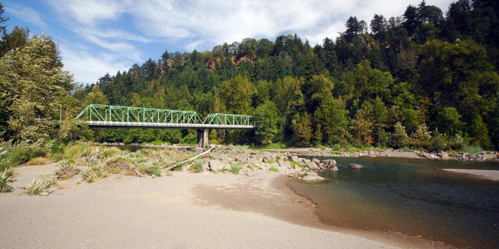 Troutdale Bridge