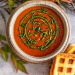 Classic Tomato Soup (V)