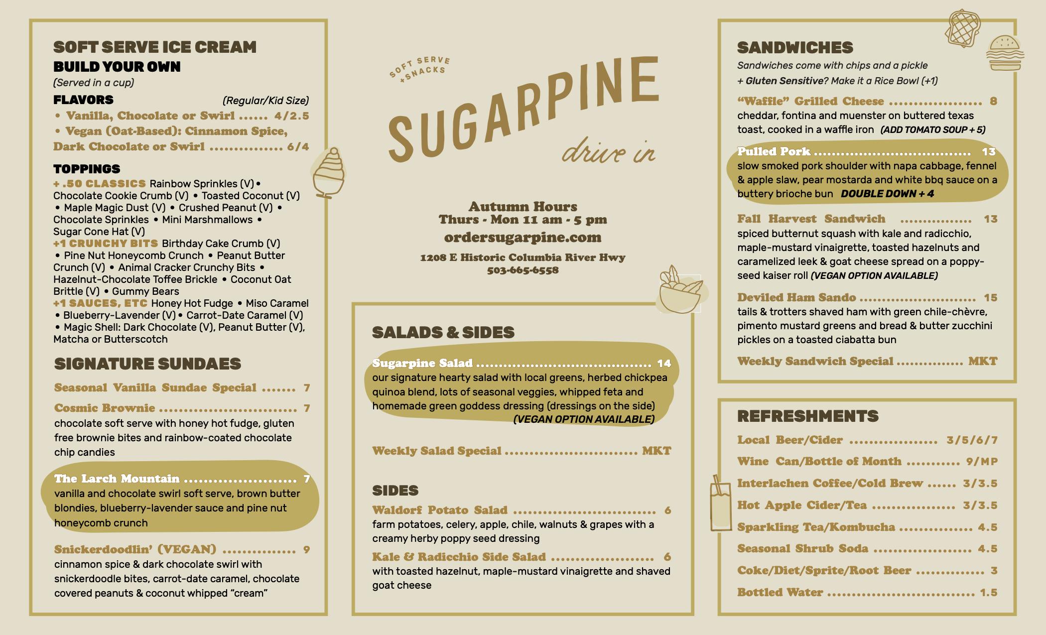 Sugarpine Menu FALL (WEBSITE) 9.20.21 v2