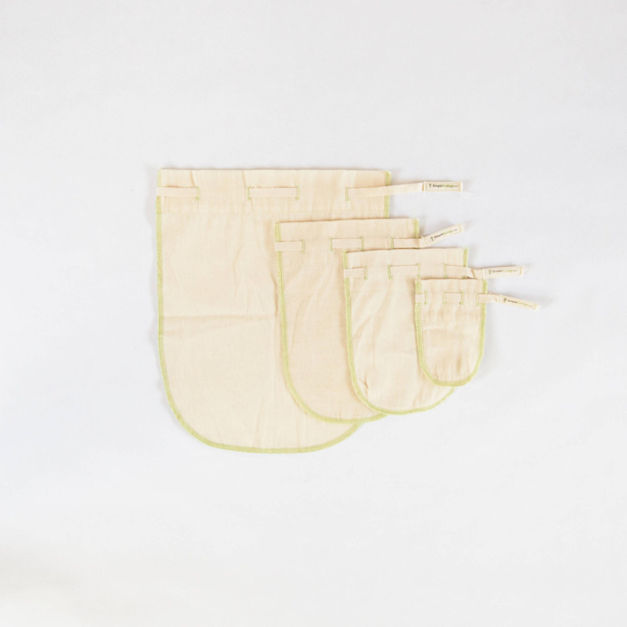 Cotton Mesh Straining Bags