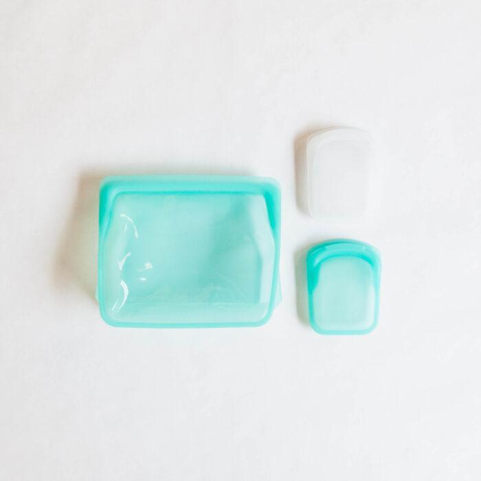 Stasher Bag Bundle Aqua