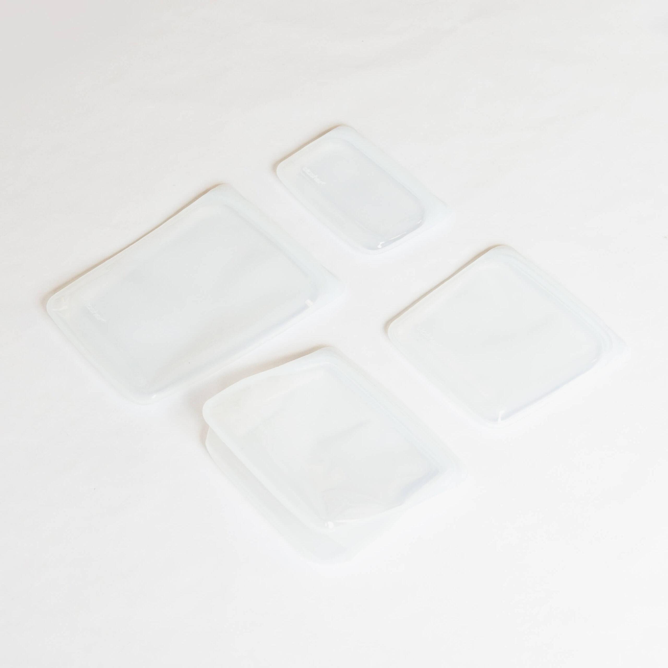 Stasher Bag Bundle Clear
