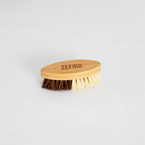 Dual Bristle Cleaning Brush