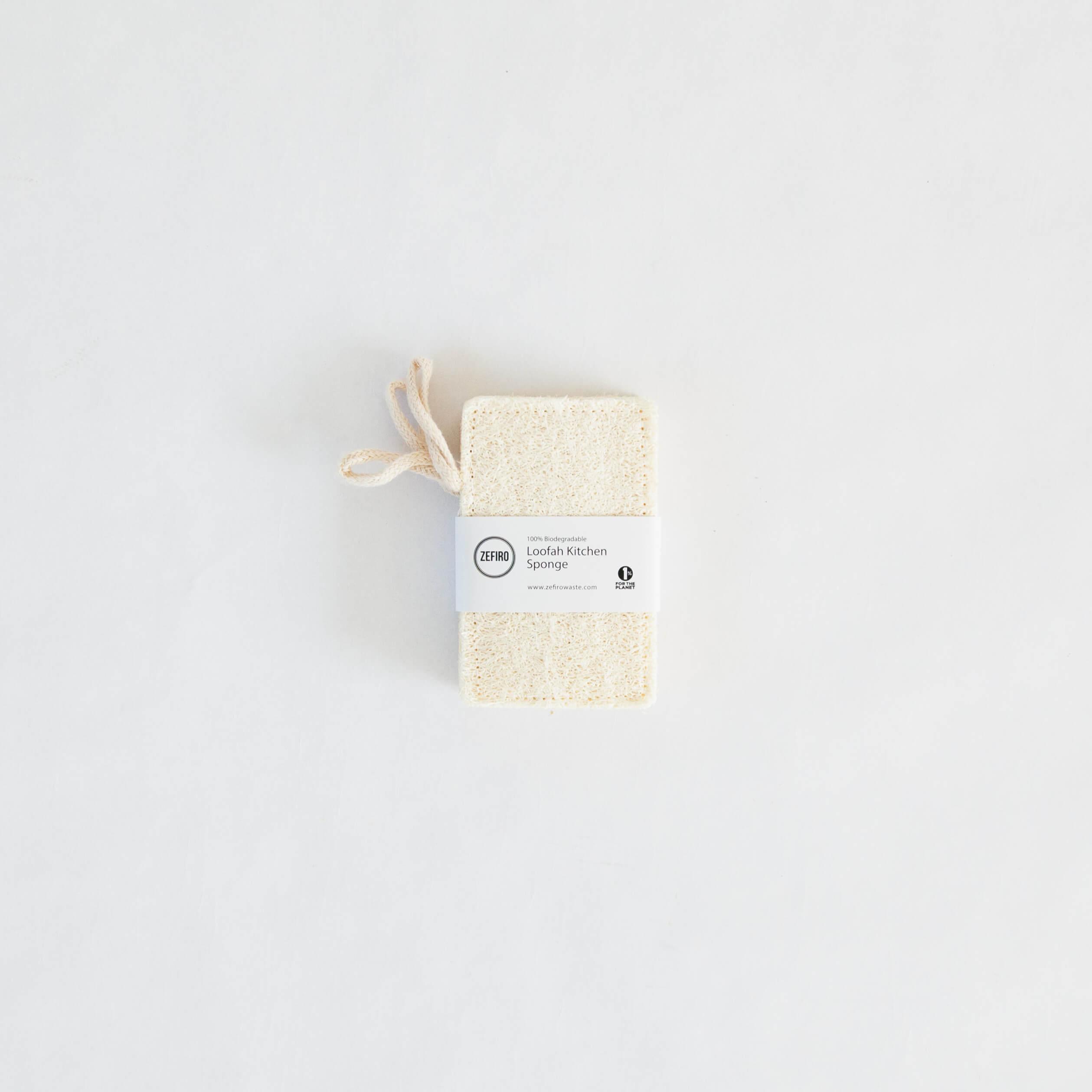 Loofah Kitchen Sponges