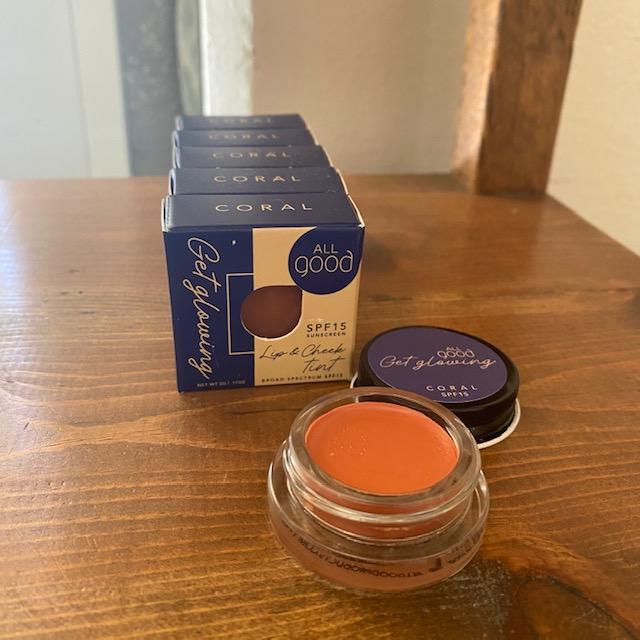 Lip and Cheek Tint
