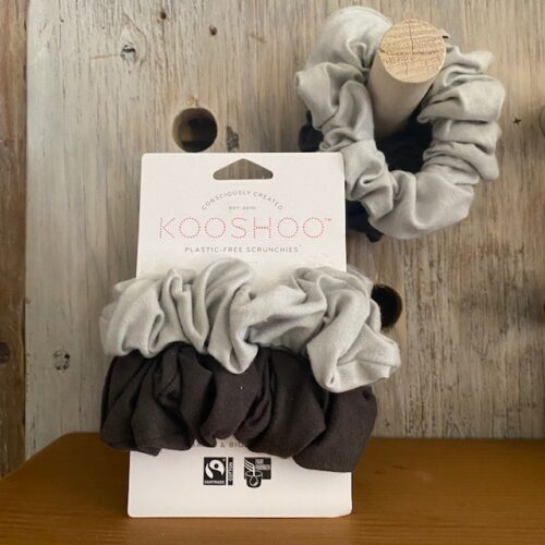 Scrunchies - Gray