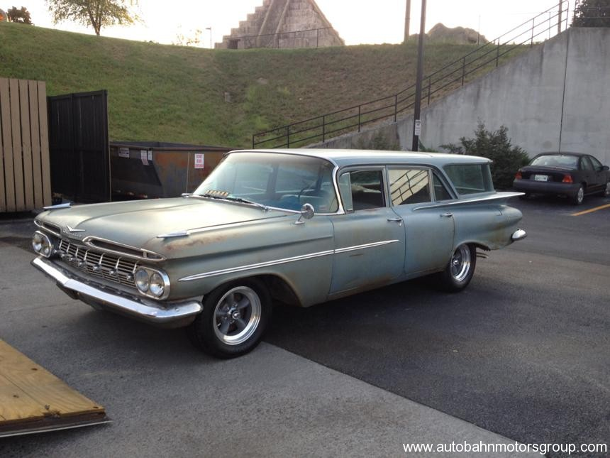 1959 Brookwood for sale