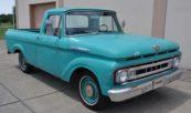 1962 Ford F100 Unibody SWB