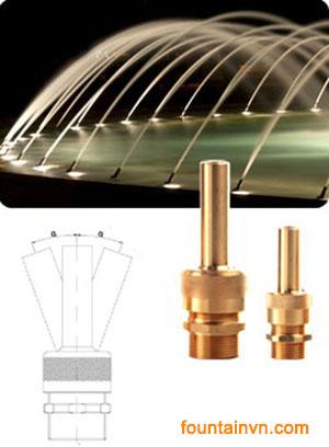Vòi phun tia nước - Vòi phun nozzle