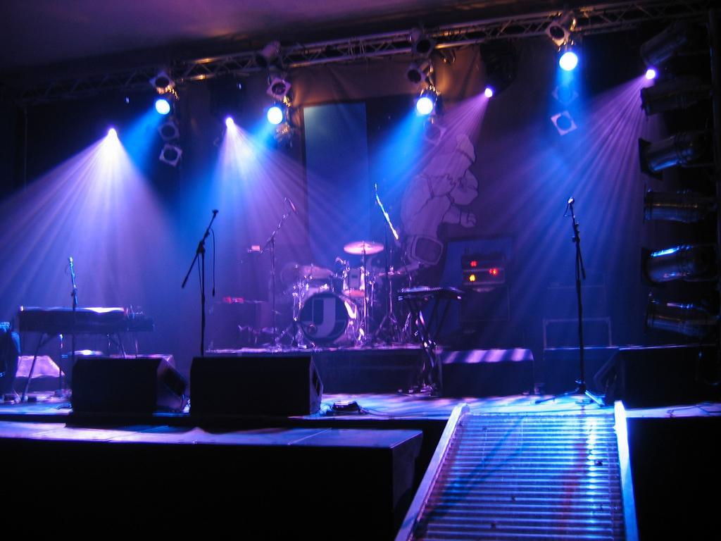 Dallas Stage Lighting Rentals