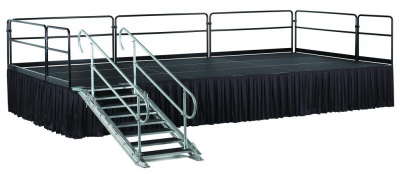 Stage Rentals in Dallas Tx