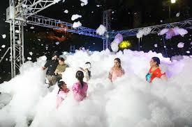 Dallas Foam Machine Rentals