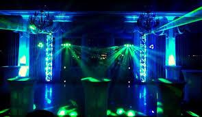 Dallas DJ Lighting Rentals
