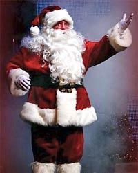 Dallas Santa Suit Rentals