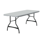 6' Rectangular Table Rentals