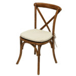 Cross Back Chair Rentals