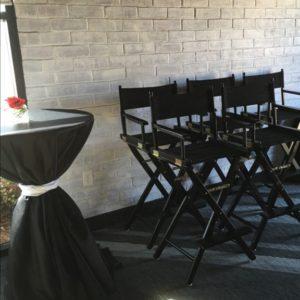 Director's Chair Rentals