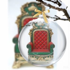 Santa Claus Throne Chair Rentals in Dallas Tx.