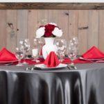 Satin Linen Tablecloth Rentals Dallas Tx